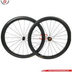 CSRW-RM50C 50mm 20.5/23/25mm clincher carbon road bike wheels