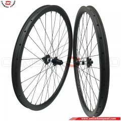 CSPW-KHR934C 29 Plus mtb bike wheels carbon 12k matt