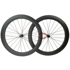 CSRDW-ZR60C 60mm Disc brake carbon road bike wheels Centerlock straight pull